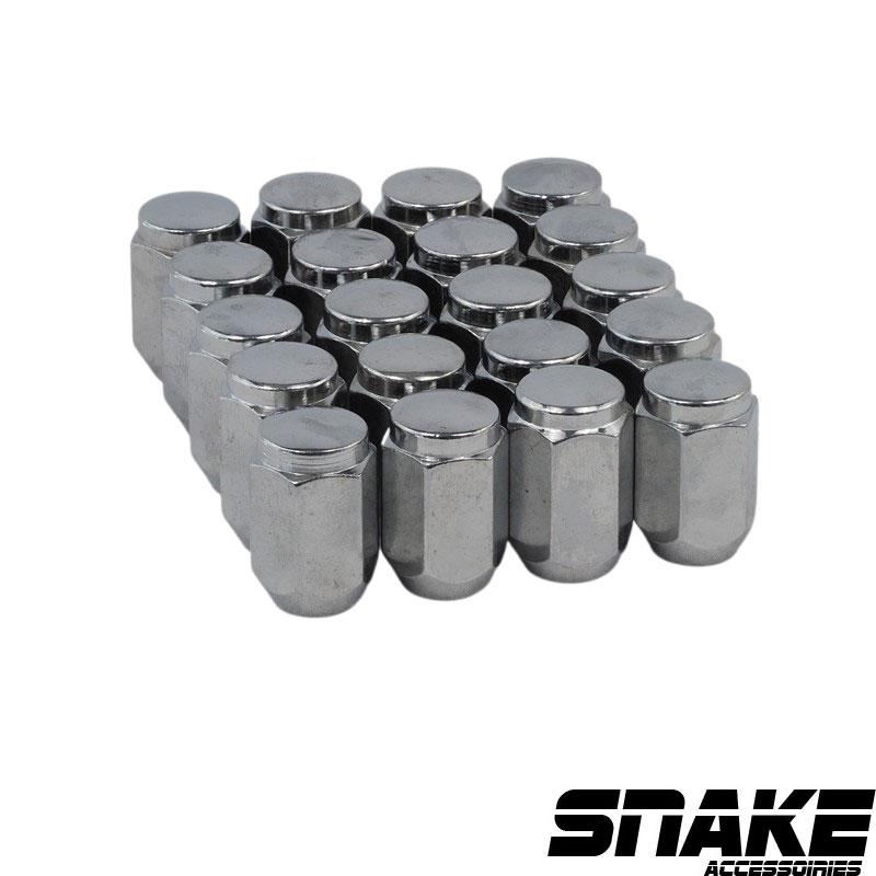 Écrous de roue (lug nuts) Hexagonal  • Cone seat  • 21  • 35  • 12  X 1.25 (MM)