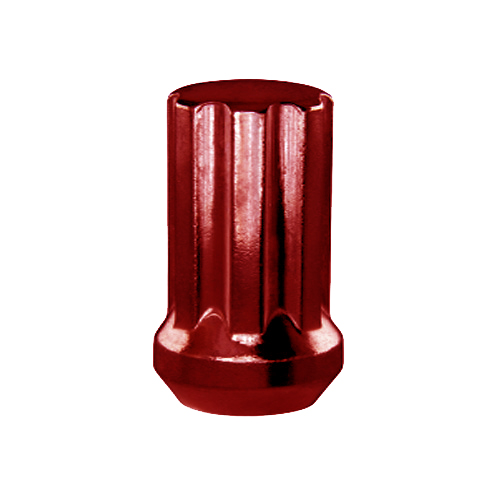 SPLINE DRIVE NUT - ROUGE (7 SPLINE)