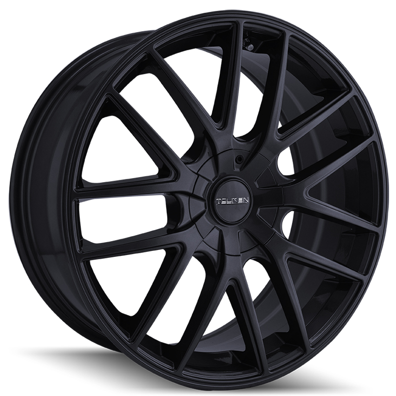 TR60 MATTE BLACK
