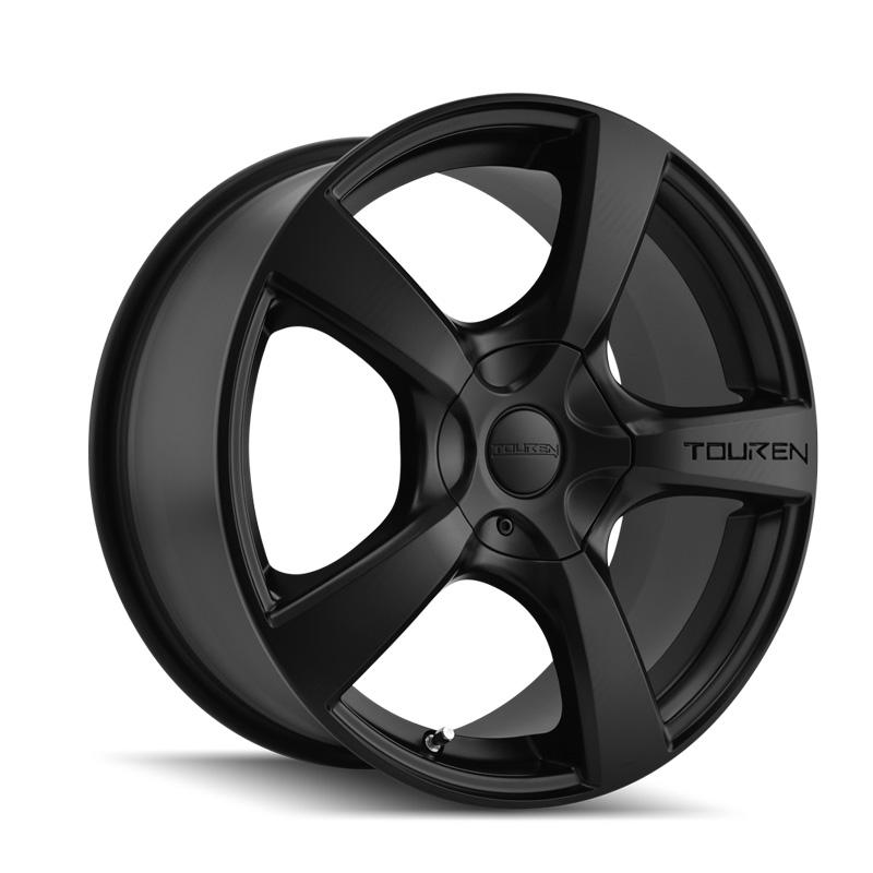 TR9 MATTE BLACK