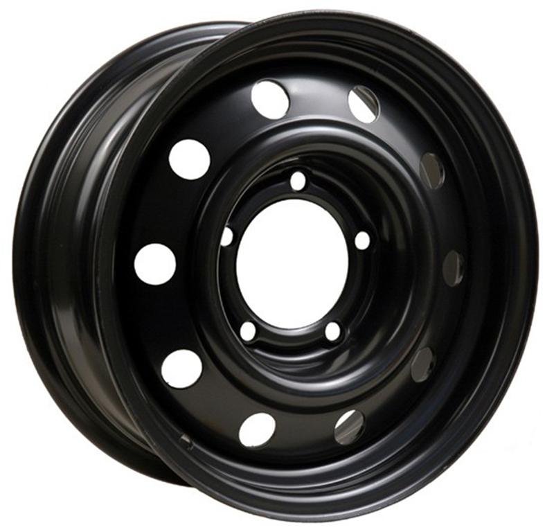 Steel wheel - PW42557