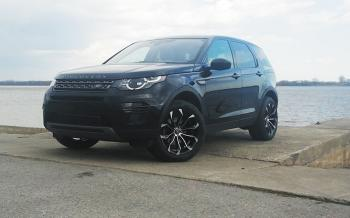 Land Rover Discovery Sport mags BBW Wheel