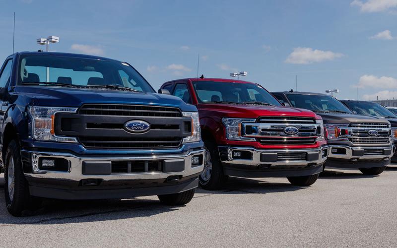 Ford rappelle 327 000 camionnettes de série F pour la 2e fois en lien avec des câbles de chauffe-moteur.